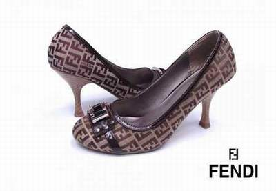 19f0472eba8 Fendi Chaussure Femme
